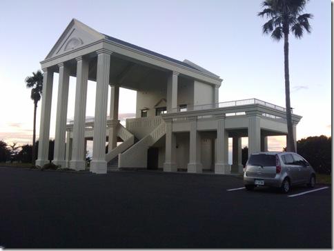 佐多岬のなぞの建造物